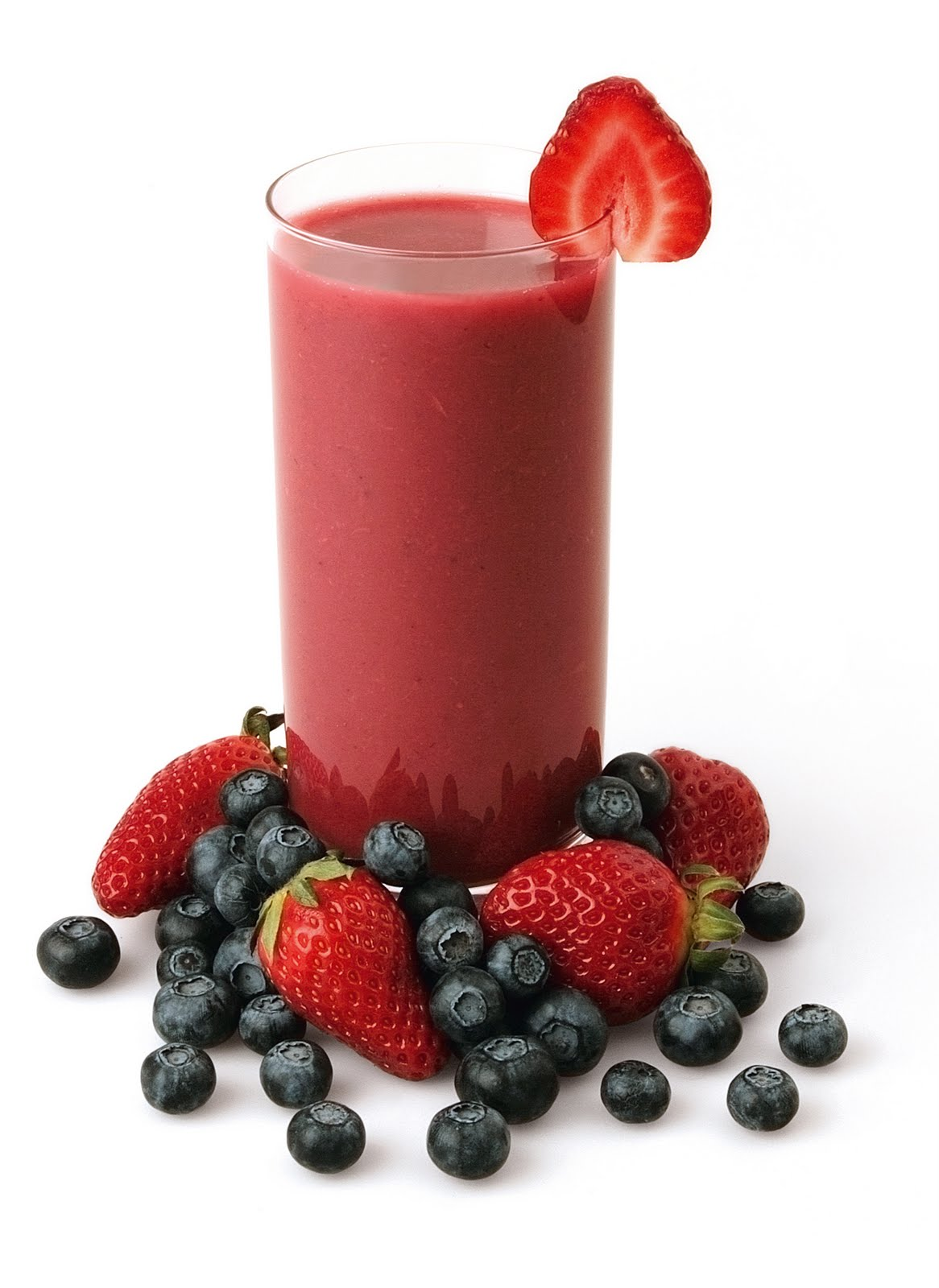 Fruit Smoothie Fruit and berry smoothie